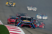 September 19, 2015: Tudor at Circuit of the Americas. #24 Edwards, Luhr, BMW Team RLL GTLM