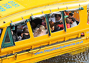 14.JUNE.2011. LIVERPOOL<br /> <br /> MEMBERS OF THE HOLLYOAKS CAST AND THE ONLY WAY IS ESSEX ON THE YELLOW DUCK MARINE TOUR IN LIVERPOOL.<br /> <br /> BYLINE: EDBIMAGEARCHIVE.COM<br /> <br /> *THIS IMAGE IS STRICTLY FOR UK NEWSPAPERS AND MAGAZINES ONLY*<br /> *FOR WORLD WIDE SALES AND WEB USE PLEASE CONTACT EDBIMAGEARCHIVE - 0208 954 5968*