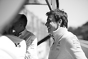 October 29, 2016: Mexican Grand Prix. Toto Wolff, team principal of Mercedes