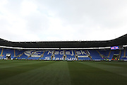 Madejski Stadium ahead of Reading and Middlesbrough, Reading, England on 3 October 2015. Photo by Jemma Phillips.