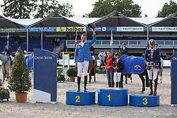 Ahlmann Christian (GER)<br /> Final 7 years<br /> FEI World Breeding Jumping Championships for Young Horses - Lanaken 2014<br /> © Dirk Caremans