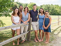 Zacaroli family Ames Farm Inn.  ©2016 Karen Bobotas Photographer