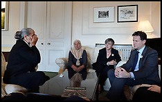 JUL 09 2014 Nick Clegg meets Srebrenica Mothers