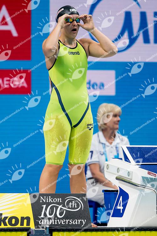 PRUTHI Flaka KOS<br /> Women's Freestyle 100m Heats<br /> Day 14 27/07/2017 <br /> XVII FINA World Championships Aquatics<br /> Duna Arena Budapest Hungary <br /> Photo &copy;A.Masini/Deepbluemedia/Insidefoto