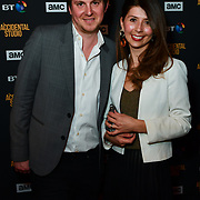 Prof. Brain Cox Arrivers at Premiere of documentary about the British film production company, Handmade Films, created by George Harrison of the Beatles on 27 March 2019, London, UK.
