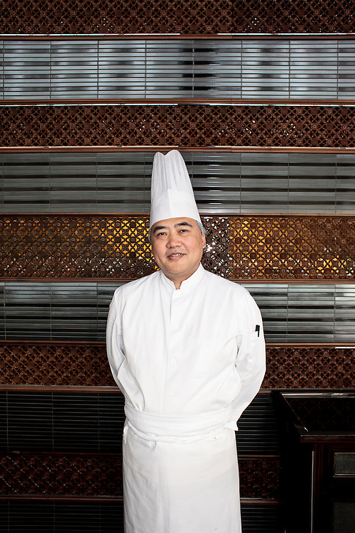 Master chef Li Xiao Lin from Beijing's famed Family Li Imperial Cuisine.<br /> <br /> One of Chef Li's ancestors was a high ranking official overseeing royal banquet planning and menu selection in the Imperial Court during the final years of Qing Dynasty (late 1800s to early 1900s). He memorised many secret recipes that he had seen prepared many times and later passed them on to his children and grandchildren. <br /> <br /> Chef Li's father founded Family Li Imperial Cuisine in 1985 after winning a national banquet cooking competition. The chain currently has four locations across Beijing, Shanghai, and Tianjin.