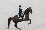 Tanya Seymour - Ramoneur 6<br /> Alltech FEI World Equestrian Games™ 2014 - Normandy, France.<br /> © DigiShots