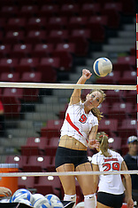 2007 Illinois State Redbirds Women's Volleyball Photos