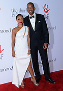 WILL SMITH + JADA PINKETT SMITH  at  the 2nd annual Diamond Ball held @ the Barker Hangar. December 10, 2015<br /> ©Exclusivepix Media