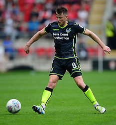Ollie Clarke of Bristol Rovers - Mandatory by-line: Alex James/JMP - 21/04/2018 - FOOTBALL - Aesseal New York Stadium - Rotherham, England - Rotherham United v Bristol Rovers - Sky Bet League One