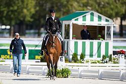 Rebecca Hart, (USA), Schroeters Romani - Individual Test Grade II Para Dressage - Alltech FEI World Equestrian Games™ 2014 - Normandy, France.<br /> © Hippo Foto Team - Jon Stroud <br /> 25/06/14