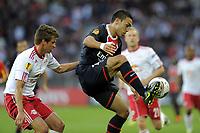 FOOTBALL - UEFA EUROPA LEAGUE 2011/2012 - GROUP STAGE - GROUP F - PARIS SAINT GERMAIN v SALZBURG - 15/09/2011 - PHOTO JEAN MARIE HERVIO / DPPI - MEVLUT ERDING (PSG)