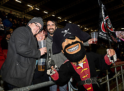 There be pirates at Ashton Gate - Mandatory by-line: Paul Knight/JMP - 22/12/2017 - RUGBY - Ashton Gate Stadium - Bristol, England - Bristol Rugby v Cornish Pirates - Greene King IPA Championship