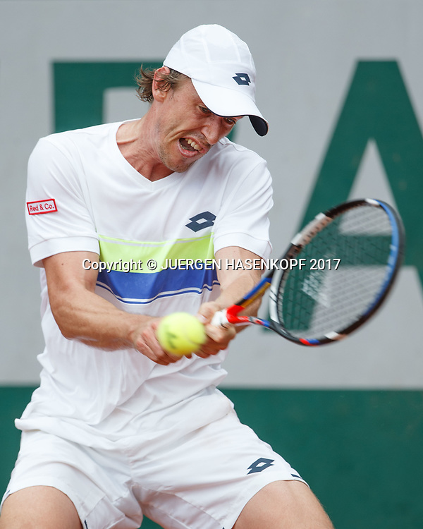 JOHN MILLMAN (AUS)<br /> <br /> Tennis - French Open 2017 - Grand Slam ATP / WTA -  Roland Garros - Paris -  - France  - 29 May 2017.