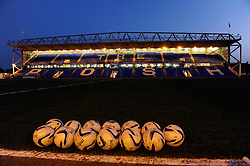 London Road Stadium - Photo mandatory by-line: Dougie Allward/JMP - Mobile: 07966 386802 11/03/2014 - SPORT - FOOTBALL - Peterborough - London Road Stadium - Peterborough United v Bristol City - Sky Bet League One