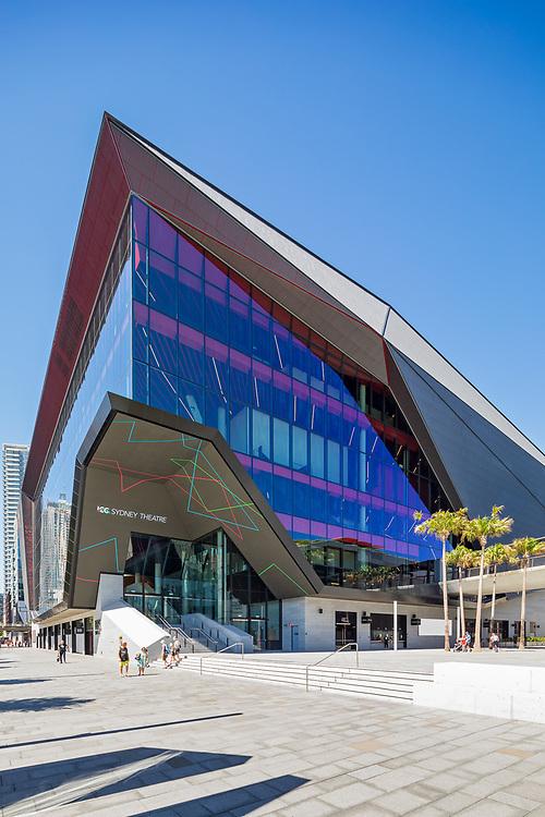 ICC Sydney Theatre bird mouth