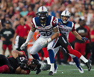 2017 CFL: Alouettes at Redblacks