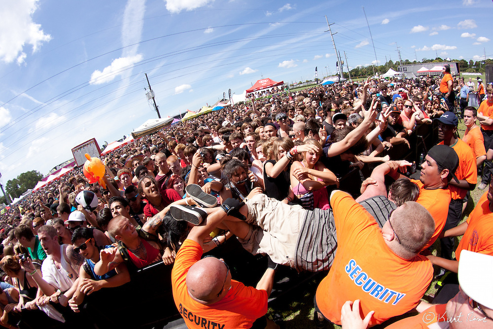 Warped Tour in Orlando Florida