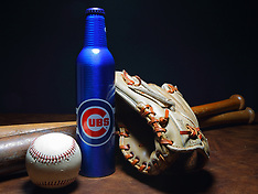 Cubs, Cardinals and Beer! Royalty Free Stock Images