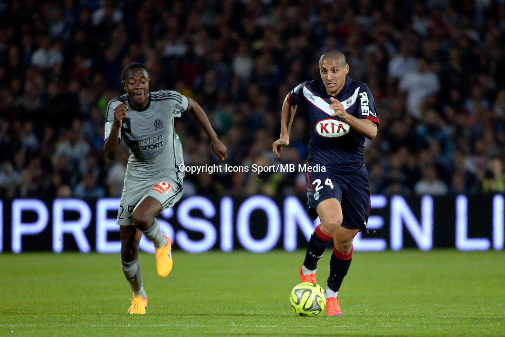 Wahbi KHAZRI  - 12.04.2015 - Bordeaux / Marseille - 32eme journee de Ligue 1 <br />
