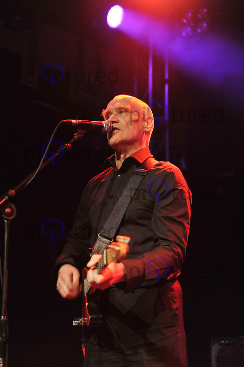Wilko Johnson performs at the Islington Academy, London, UK. 30 September 2011 Contact: Rich@Piqtured.com +44(0)7941 079620 (Picture by Awais Butt)
