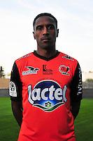 Hassane Alla - 17.09.2014 - Photo officielle Laval - Ligue 2 2014/2015<br /> Photo : Philippe Le Brech / Icon Sport