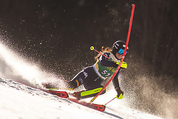 Vera Tschurtschenthaler (ITA) during the Ladies' Slalom at 56th Golden Fox event at Audi FIS Ski World Cup 2019/20, on February 16, 2020 in Podkoren, Kranjska Gora, Slovenia. Photo by Matic Ritonja / Sportida