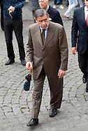 2013/05/07 Roma, funerali di Giulio Andreotti. Nella foto Francesco D'Onofrio..Rome, funerals of Giulio Andreotti. In the picture Francesco D'Onofrio - © PIERPAOLO SCAVUZZO