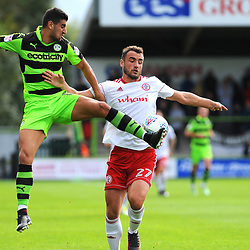 Forest Green Rovers v Accrington Stanley