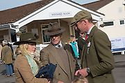 CORINNE JONES;  MIKE FELTON; DOMINIC JONES;, Side-Saddle Dash, Southern Spinal Injuries Trust charity Day. Wincanotn. 25 October 2015.