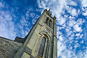 Church of St Jean at Pomerol in the Bordeaux wine region of France