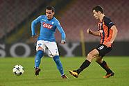 Napoli v Shakhtar Donetsk