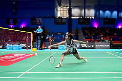 Mizuki Fuji of Bristol Jets  - Photo mandatory by-line: Robbie Stephenson/JMP - 07/11/2016 - BADMINTON - University of Derby - Derby, England - Team Derby v Bristol Jets - AJ Bell National Badminton League
