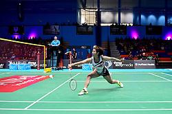 Mizuki Fuji of Bristol Jets  - Photo mandatory by-line: Robbie Stephenson/JMP - 07/11/2016 - BADMINTON - University of Derby - Derby, England - Team Derby v Bristol Jets - AJ Bell National Badminton League