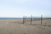 Spiaggia, Margherita di Savoia. BAT, 8 gennaio 2014. Christian Mantuano / OneShot
