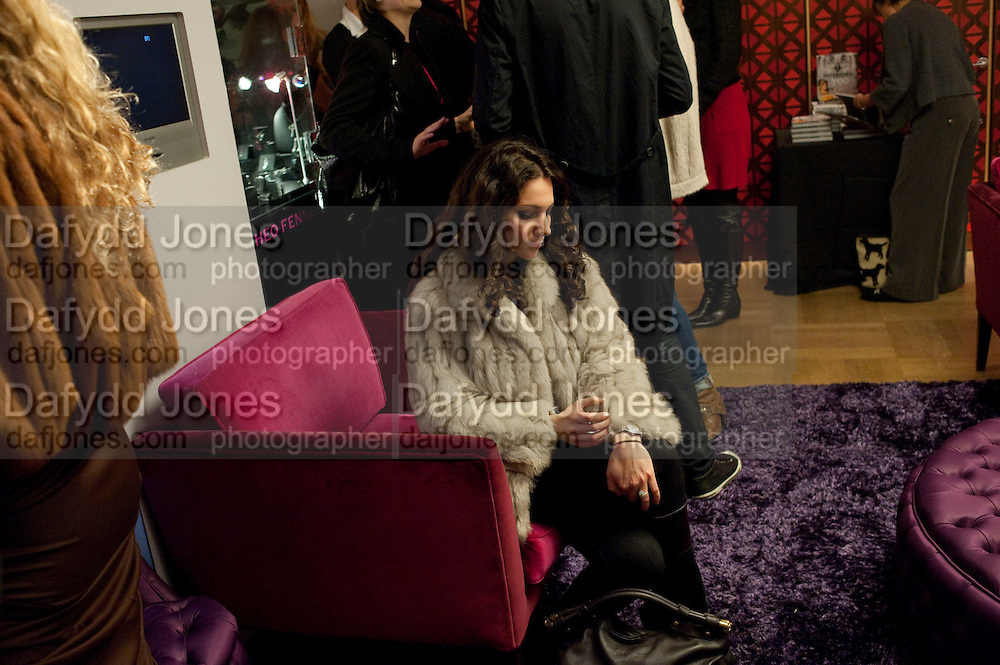 SIM SMITH, INTERIORS BY YOO BOOK LAUNCH,  First design book by Yoo and its stable of prolific designers; Philippe Starck, Marcel Wanders, Jade Jagger and Kelly Hoppen. Selfridges Personal Shopping dept. Selfridges. 3 December 2009.