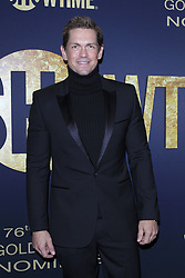 January 5, 2019 - West Hollywood, CA, USA - LOS ANGELES - JAN 5:  Steve Howey at the Showtime Golden Globe Nominees Celebration at the Sunset Tower Hotel on January 5, 2019 in West Hollywood, CA (Credit Image: © Kay Blake/ZUMA Wire)