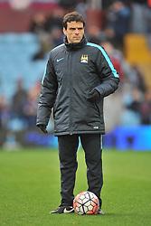Aston Villa v Manchester City, The Emirates FA Cup 4th Round Villa Park Saturday 30th January 2016