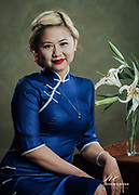 Fine art Portrait of Mai Anh