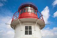 DEU, Germany, Schleswig-Holstein, North Sea,  Amrum island, the cross light Norddorf, lighthouse.<br /> <br /> DEU, Deutschland, Schleswig-Holstein, Nordseeinsel Amrum, das Quermarkenfeuer Norddorf, Leuchtturm.