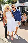Pixie Lott in Cannes