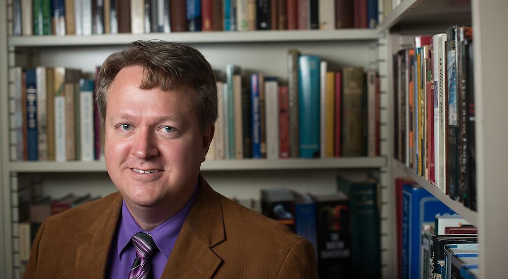 Assistant Professor, English, College of Arts and Sciences, Matthew Stallard