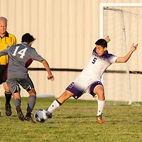 04-10-17 Berryville Boys Soccer vs. Siloam Springs