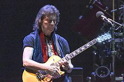 July 4, 2018 - Italy - Steve Hackett in concert at Centrale live in Rome. (Credit Image: © Daniela Franceschelli/Pacific Press via ZUMA Wire)