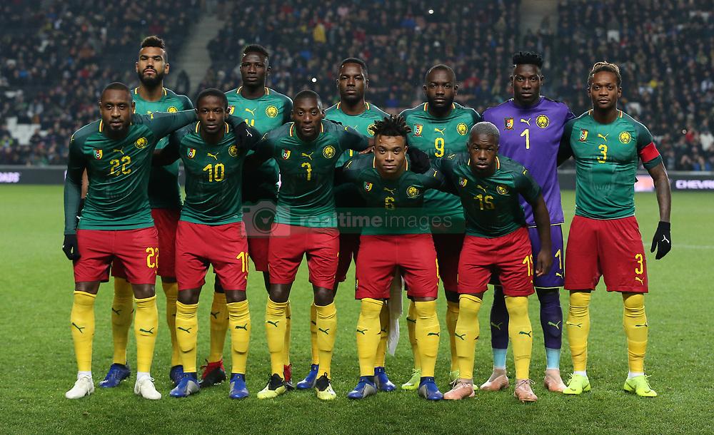 Cameron's team group