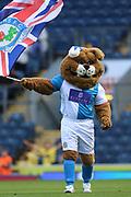 Blackburn's mascot  during the EFL Sky Bet Championship match between Blackburn Rovers and Millwall at Ewood Park, Blackburn, England on 14 September 2019.