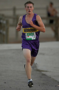 Oct 20, 2006; Walnut, CA, USA; Kody Petersen of Woodcrest Christian places second in the Division V sweepstakes race in 15:33 over the 2.91-mile course in the 59th Mt. San Antonio College Cross Country Invitational.