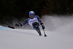 WALKER Tyler LW12-1 USA at 2018 World Para Alpine Skiing Cup, Kranjska Gora, Slovenia