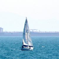 Santa Monica Bay on Friday.March 2, 2012.