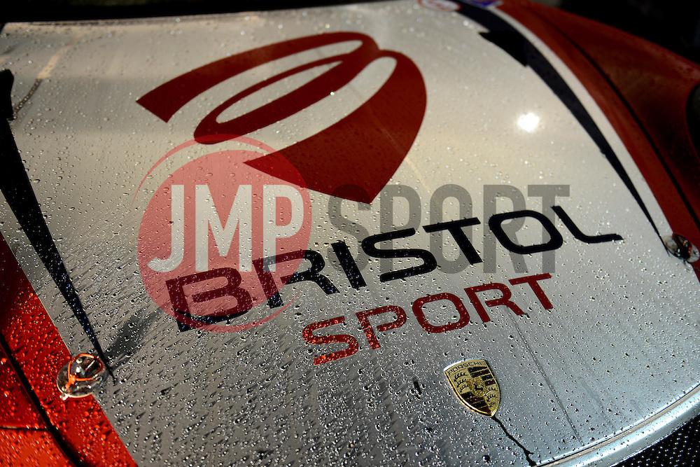 Dino Zamparelli's car on show at the Bristol Sport's Annual Gala Dinner at Ashton Gate Stadium - Mandatory byline: Dougie Allward/JMP - 08/12/2015 - Sport - Ashton Gate - Bristol, England - Bristol Sport Gala